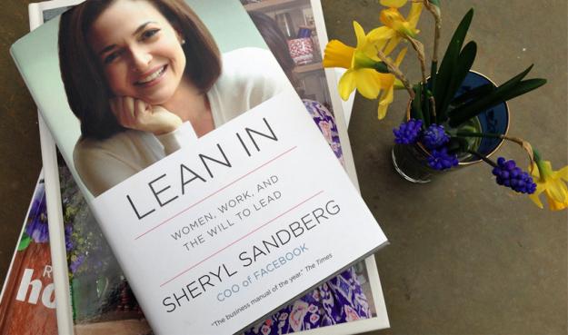 شيريل ساندبرج تشجع النساء على أن يعتمدن على أنفسهن ويكن قائدات