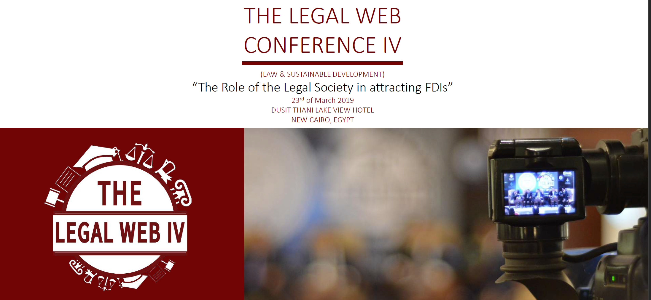 Fourth Annual Legal Web Conference