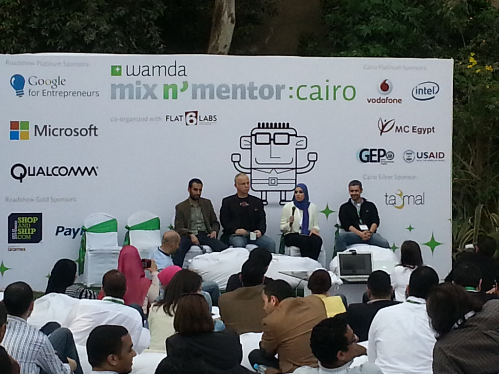 Mix N' Mentor Coming to Cairo in March