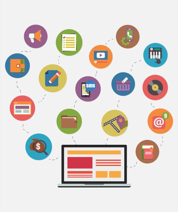 ١٢ أداة على الإنترنت تساعدك في حملات التسويق الإلكتروني لشركتك