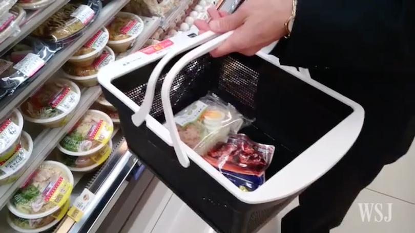 Smart Shopping Basket