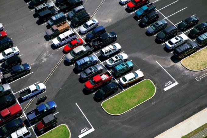 Parking Lot finder