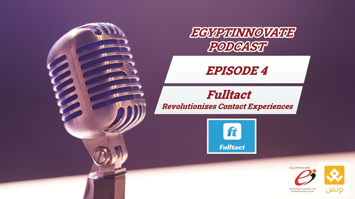 EgyptInnovate Podcast Episode 4