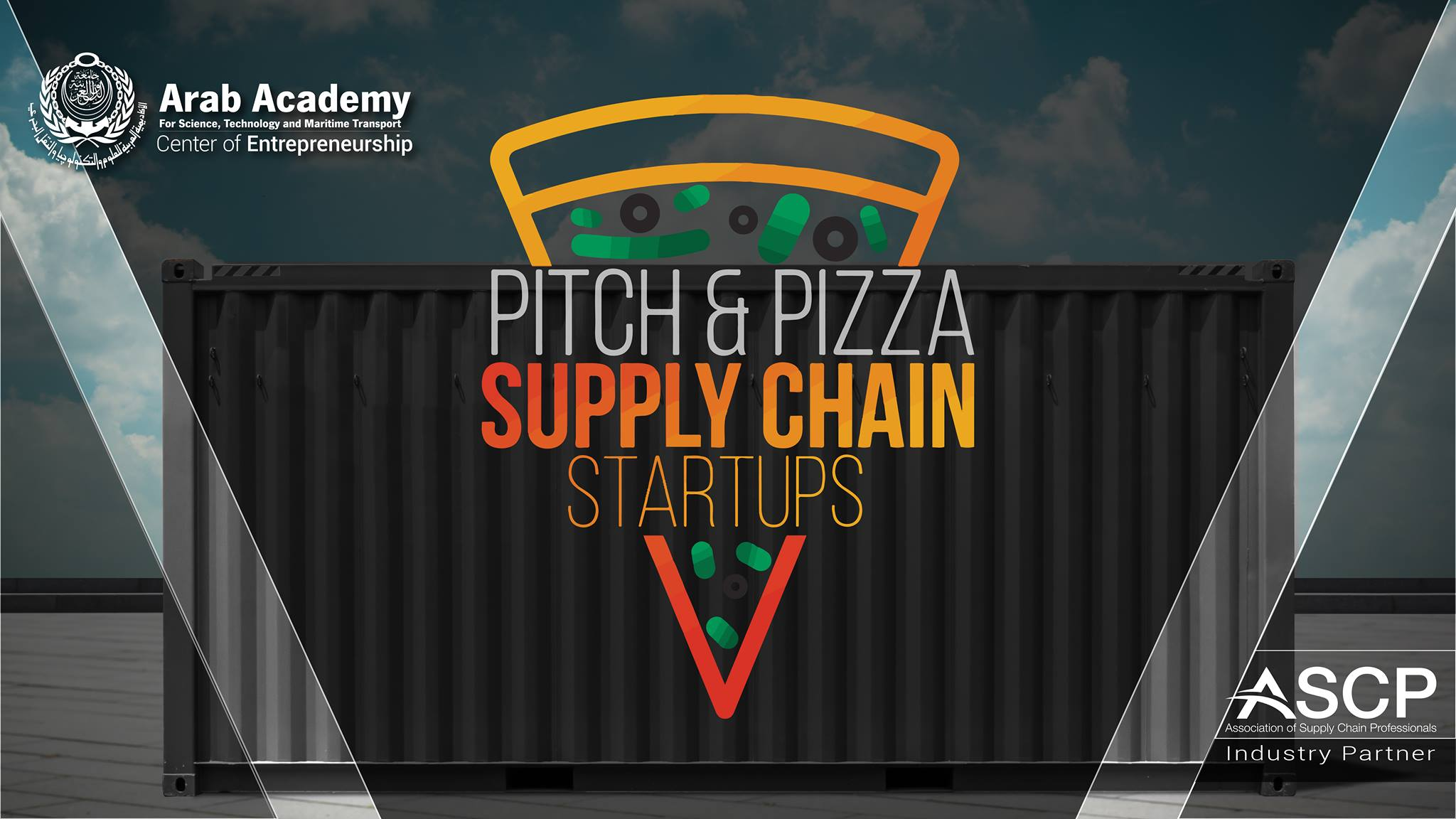 فاعلية Pitch and Pizza