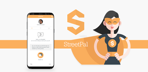 Streetpal App: Building a Community to Help you Face Sexual Harassment
