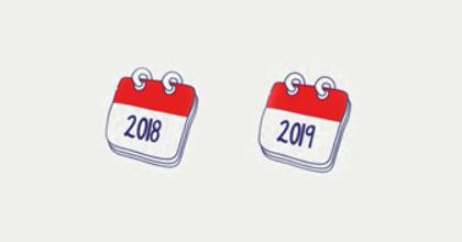 أبرز فعاليات 2018