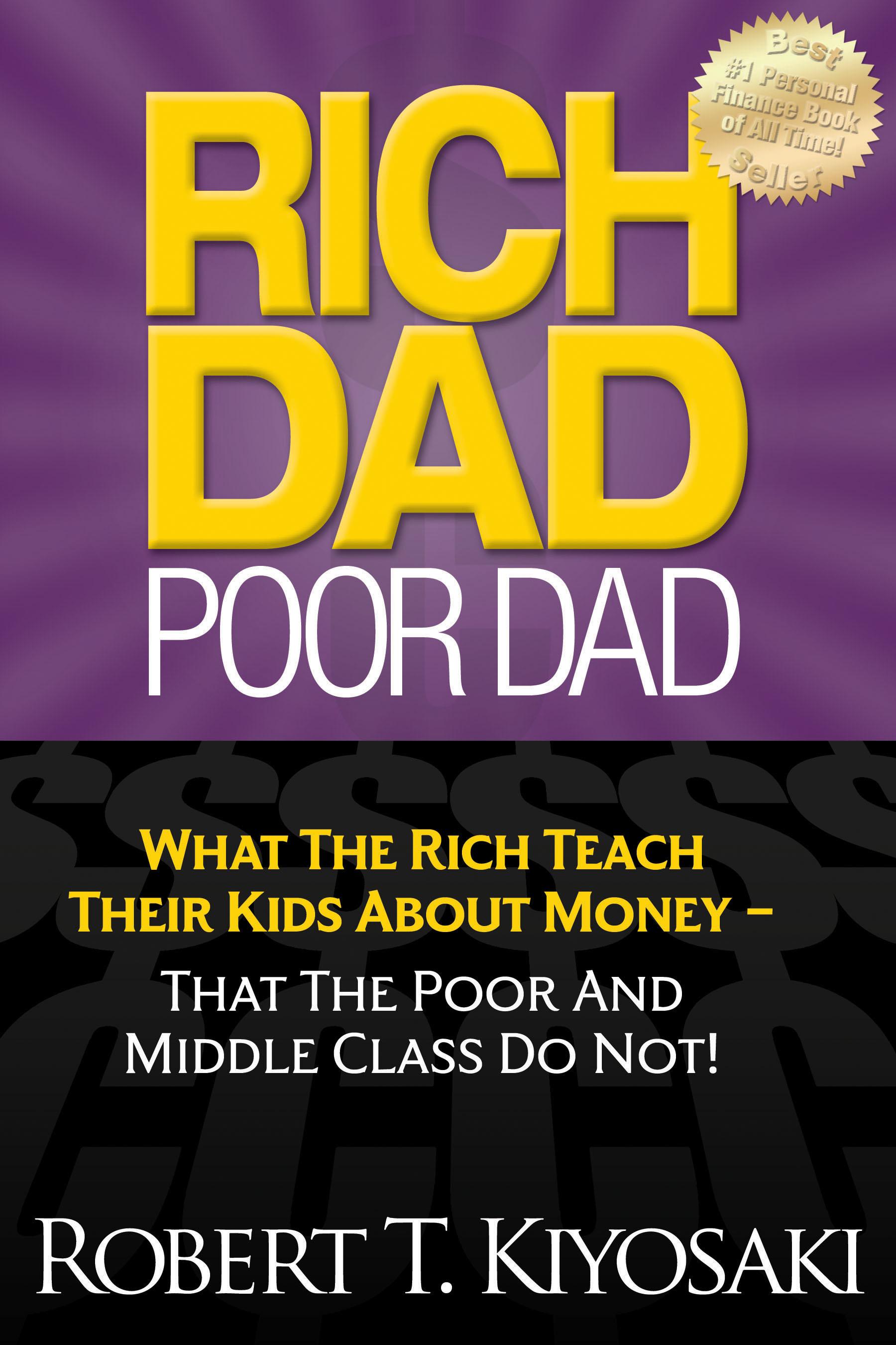 الأب الغني والأب الفقير: دليلك للحرية المالية