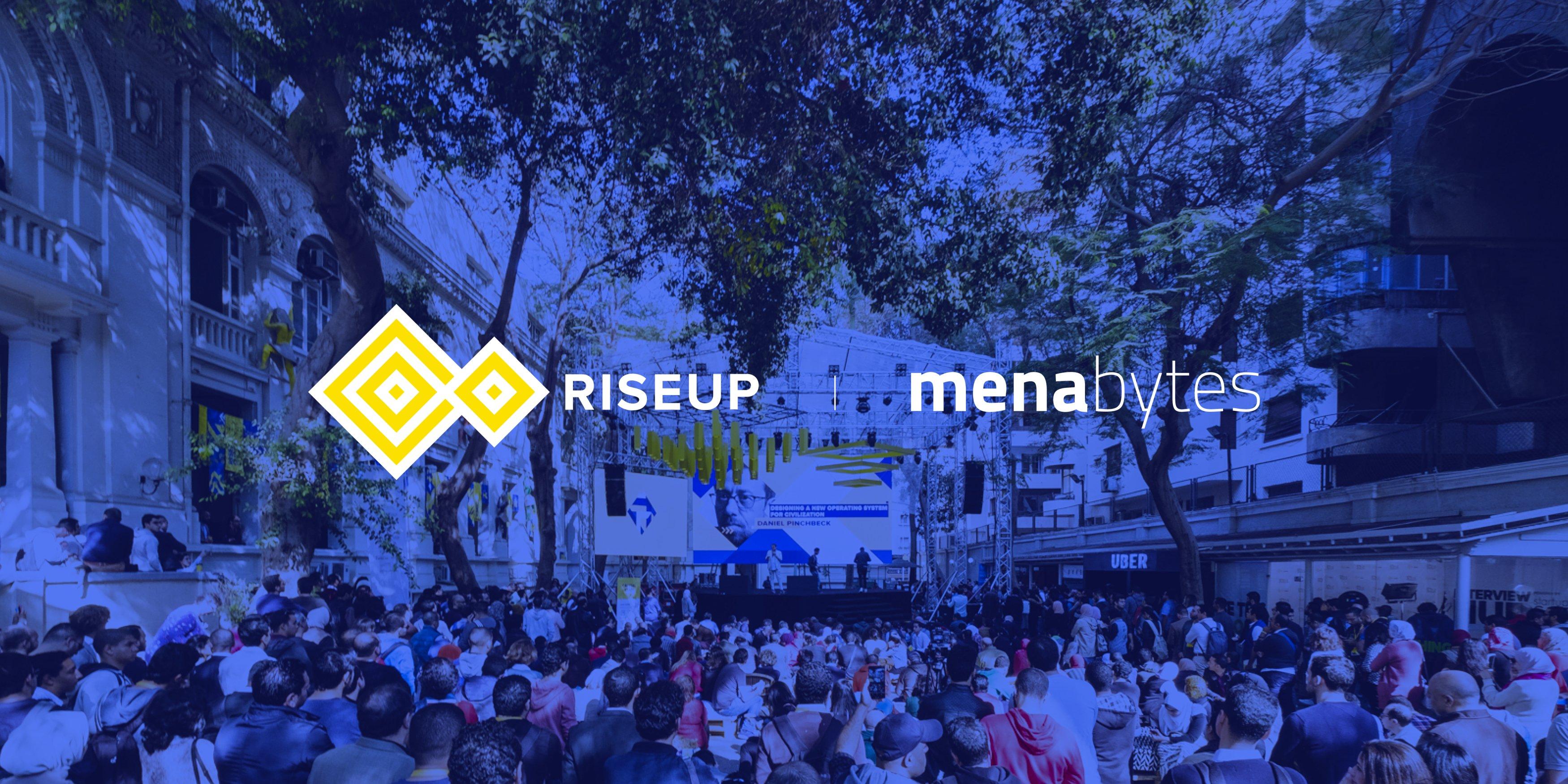 RISEUP ACQUIRES MENABYTES, ONLINE STARTUP AND TECHNOLOGY MEDIA PLATFORM |  EgyptInnovate