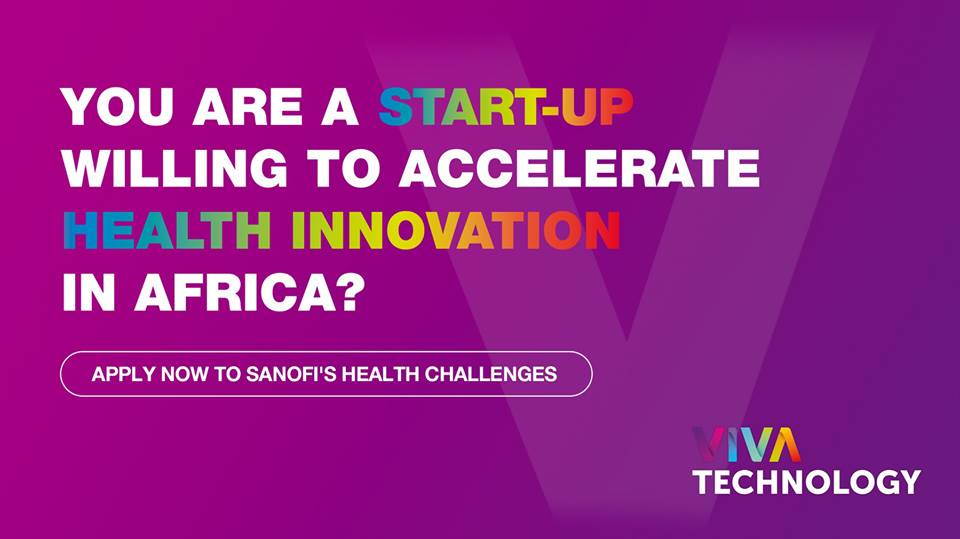 Apply Now To Get A Chance To Attend Vivatech With Sanofi This May