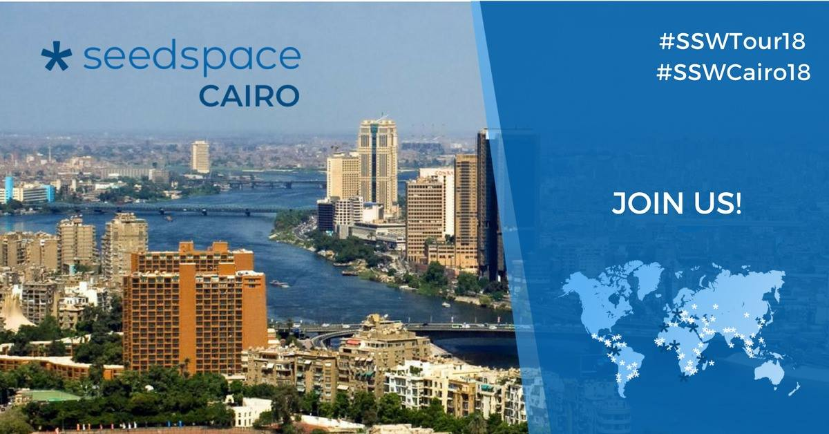 فعالية SeedStars Cairo ٢٠١٨