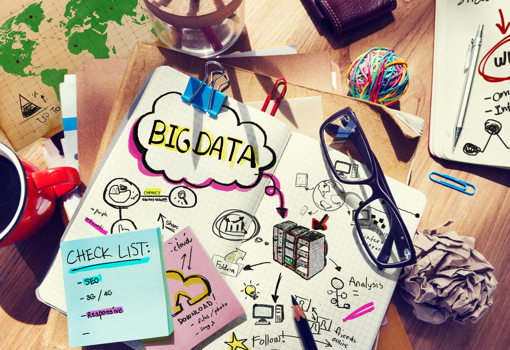 With big data comes bigger opportunities