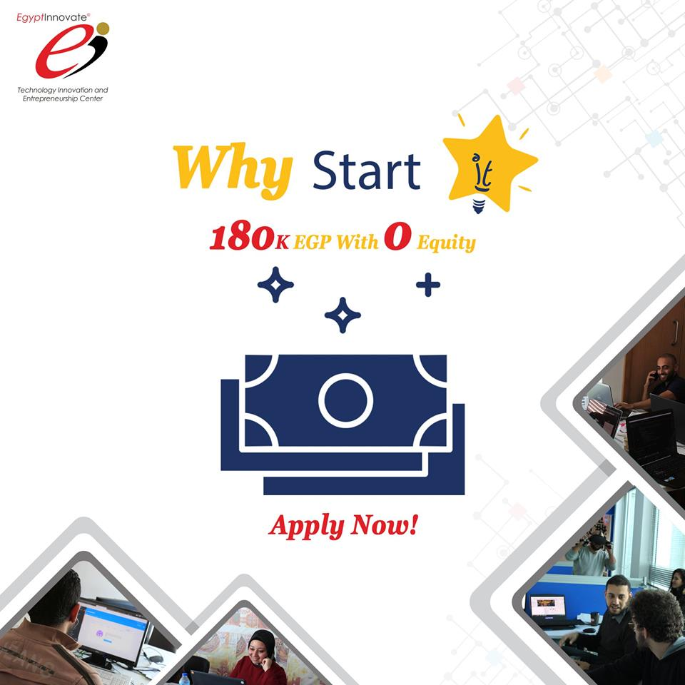Apply to TIEC's 24th Round of its Incubation Program Start IT