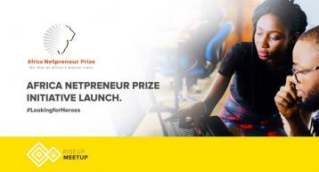 Africa Netpreneur Prize Initiative Launch hosted by RiseUp