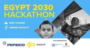 Apply Now To Egypt's 2030 Hackathon To Win 500,00 EGP!