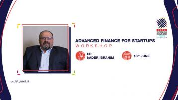 Advanced Finance For Startups Workshop