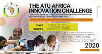 African Innovators are Invited to Participate in the African Innovation Challenge 2020