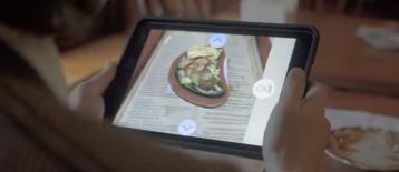 KabaQ: AR Menu App