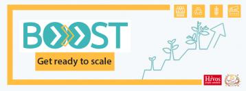 قدم الآن في برنامج BOOST للحصول على تمويل يصل إلى 500،000 جنيه