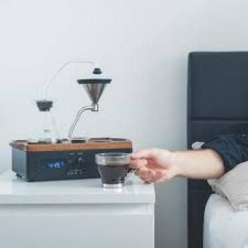 Barisieur, Coffee Alarm Clock