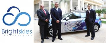 Brightskies Reveal the 1st Autonomous Driving System in Egypt