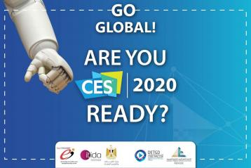 Egyptian Participation At CES 2020