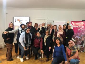 قسم المسؤولية المجتمعية لمجموعة الأهلي القابضة الإماراتية يُطلق برنامج القادة المجتمعيين في مصر بالتعاون مع أشوكا وإنتربرنيل
