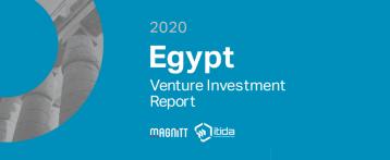 برعاية ايتيدا والتعاون مع ماجنيت ... إصدار تقرير استثمارات رأس المال المخاطر في مصر 2020