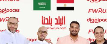 DIGGIPACKS acquires Egypt's FWRUN