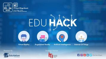 Apply now for EduHack to Develop Education in Egypt