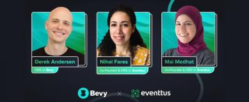 Eventtus has been Acquired by Events Platform Bevy