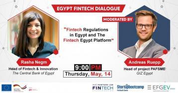 Fintech Regulations in Egypt and The Fintech Egypt Platform