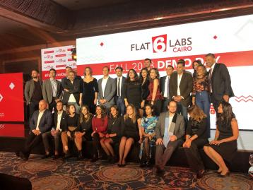 8 New Startups Graduate From Flat6Labs in its 11th Cycle