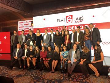 تخرج 8 شركات ناشئة جديدة من فلات 6 لابز في دورتها ال11