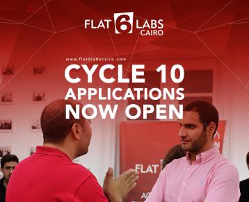تفتح Flat6Labs Cairo باب التقديم للدورة العاشرة