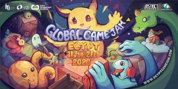 ملتقى تطوير الألعاب العالمي في مصر - ITI Global Game Jam