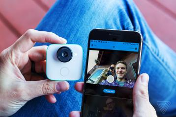 Google Clips capture all your moments instantly