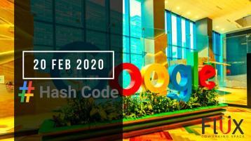 مسابقة جوجل Hash Code - جولة تأهيل عبر الإنترنت