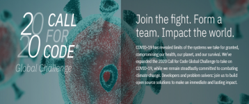 IBM COVID-19 Call for Code Global Challenge 2020 (200,000 USD Cash Prize)