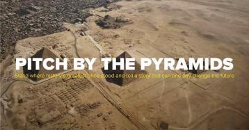 "RiseUp selects 15 regional startup finalists for ""Pitch by the Pyramids"""