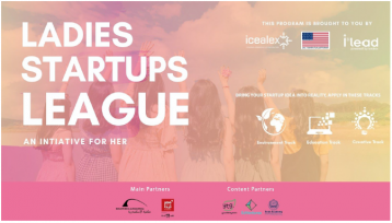 icealex Celebrities International Women's Day by Graduating 14 Female Led Startups from