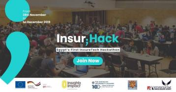 Insur;Hack | Egypt's first InsurTech Hackathon