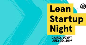 Lean Startup Night (Your way for a successful startup)