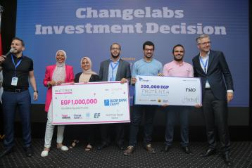 10 Startups Graduate Changelabs Accelerator With Startups Securing A 2,000,000 Investment