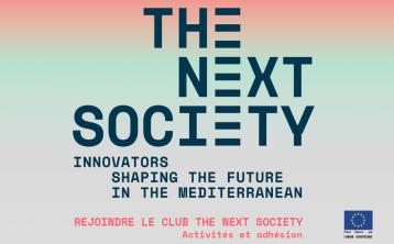 The Next Society : أكادمية المبتكرين