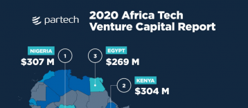 تقرير تمويل الشركات التكنولوجية الناشئة في أفريقيا لعام 2020