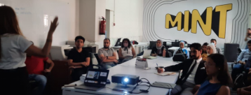 BznsBuilder Empowers MINT Incubator by EGBANK in partnership with Cairo Angels