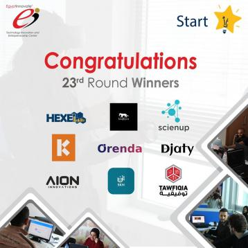Start IT, TIEC's Incubation Program, Chooses 9 Startups in its 23rd Round