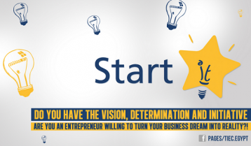 إطلاق مركز الإبداع التكنولوجي وريادة الأعمال للدورة 23 من برنامج حاضنة الأعمال Start IT