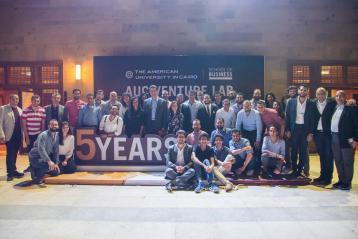 تحتفل فينتشر لاب بعامها الخامس وتَخرج أكثر من 100 شركة ناشئة