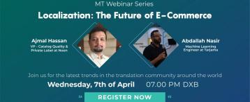 Localization: The Future of E-commerce (Webinar)